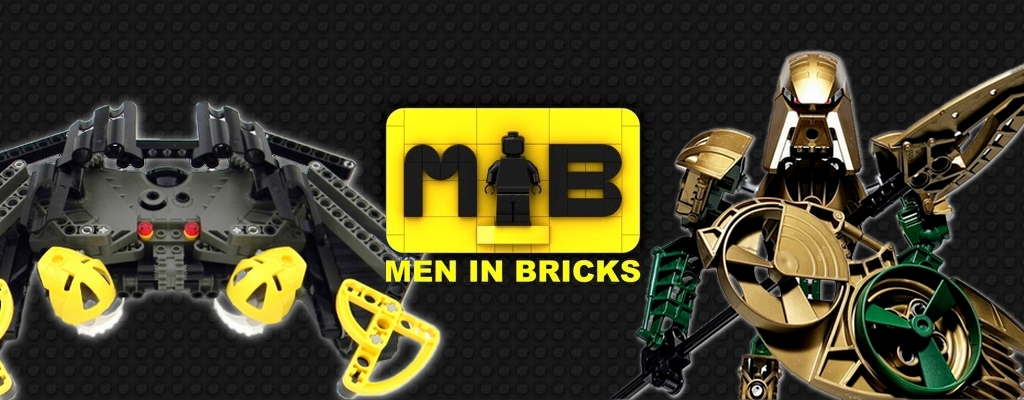 Bannière Men In Bricks