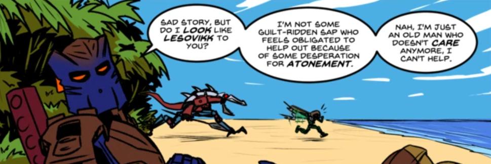 Case du webcomic