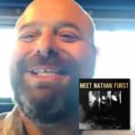 Nathan Furst sur Zoom janvier 2021