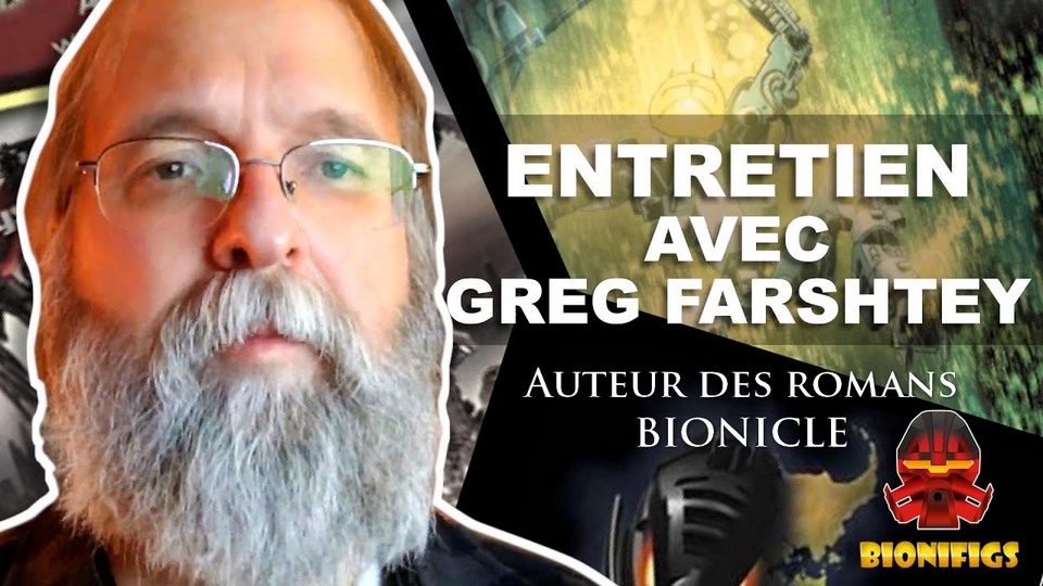 Interview Greg Farshtey